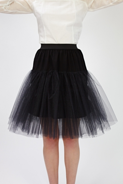 Mrs Pomeranz, collection-SS2017-Odillia-petticoat