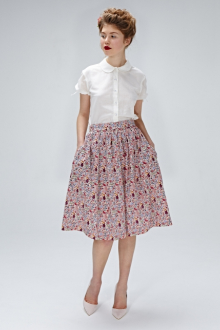 Mrs Pomeranz, collection-SS2016-Mia-skirt