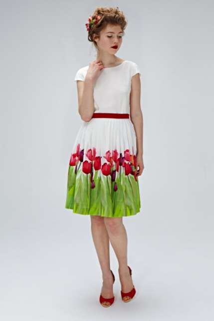Mrs Pomeranz, wedding-collection-The-bunch-of-tulips-dress