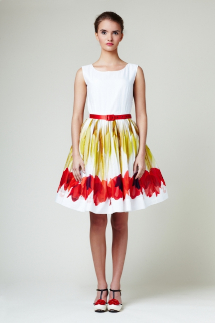 Mrs Pomeranz, wedding-collection-The-red-tulips-dress