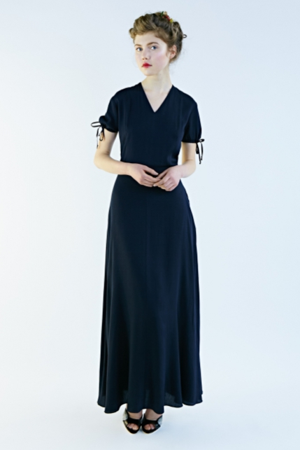 Mrs Pomeranz, collection-SS2015-Aya-dress