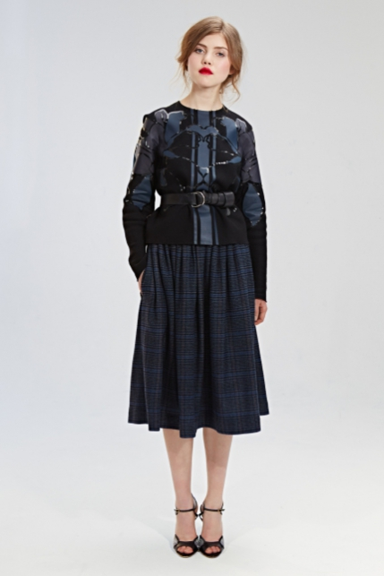 Mrs Pomeranz, collection-FW2015-2016-Beatrice-skirt