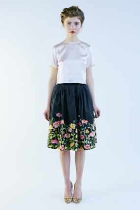 Mrs Pomeranz, collection-SS2015-Night-garden-dress