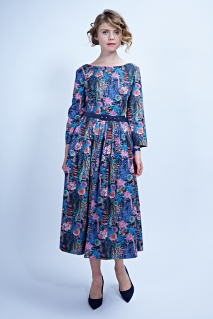 Mrs Pomeranz, collection-2018-Emma-dress