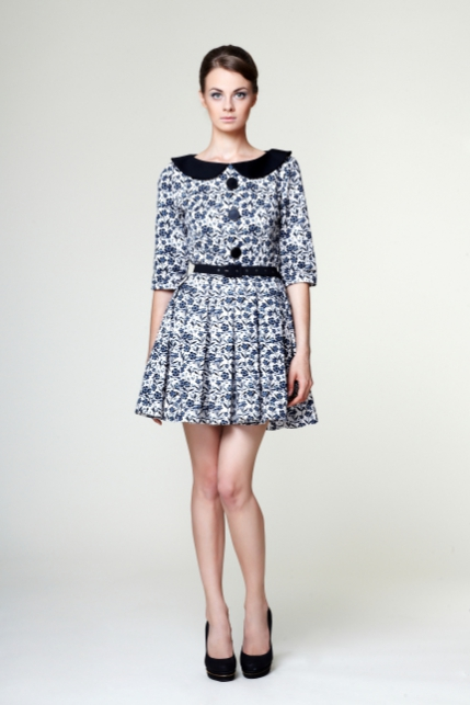 Mrs Pomeranz, collection-FW2013-2014-Anuk-dress